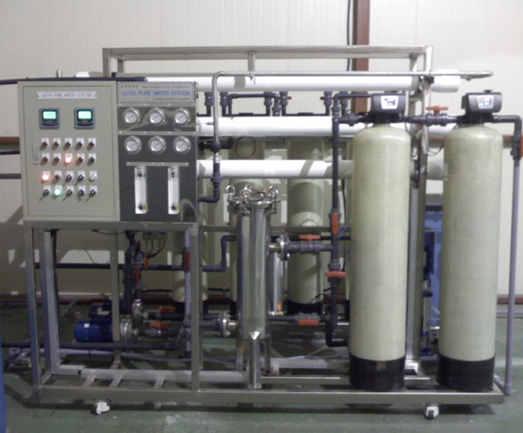 井水、地下水除铁、锰水处理设备