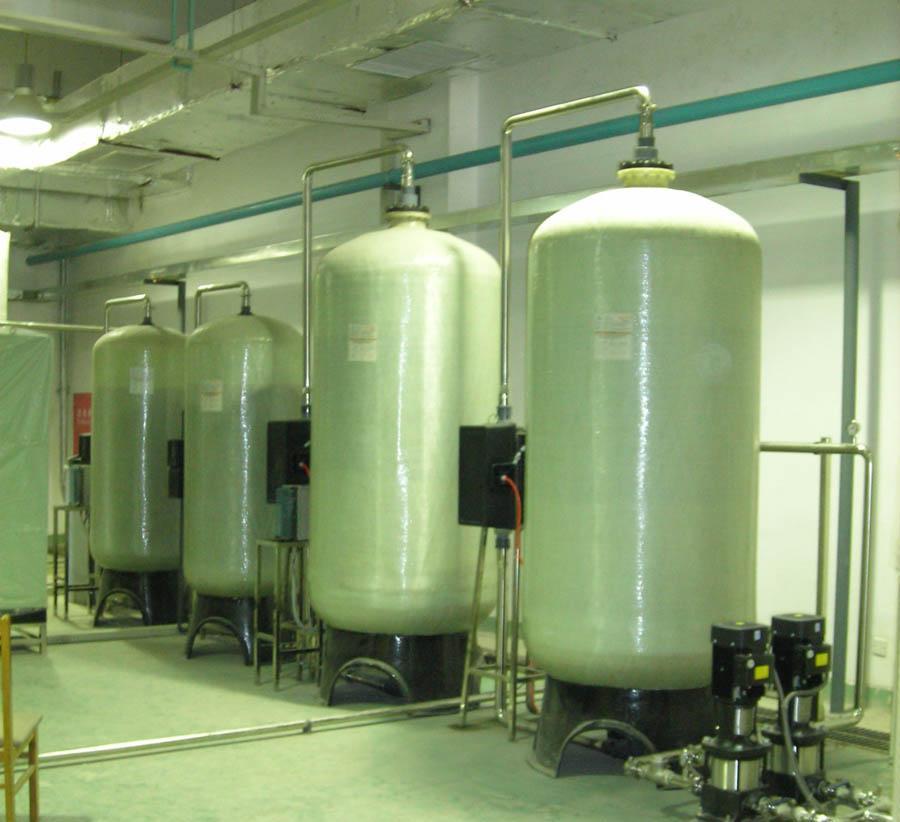 电力行业用锅炉软化水处理设备