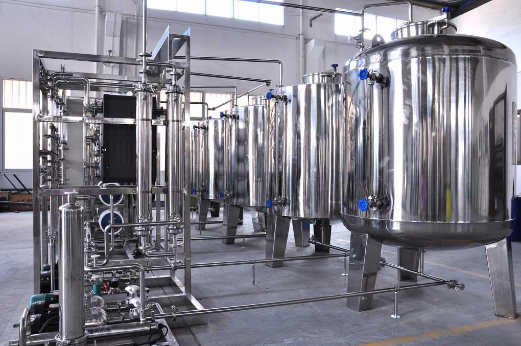 电镀行业纯化水设备