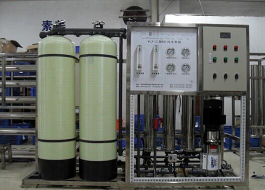 1-100T/H 反渗透纯净水设备